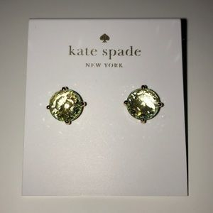 Kate Spade Earrings, Never Worn